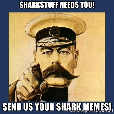 Ba-na-na-na-na-na-na-na…Shark Meme!