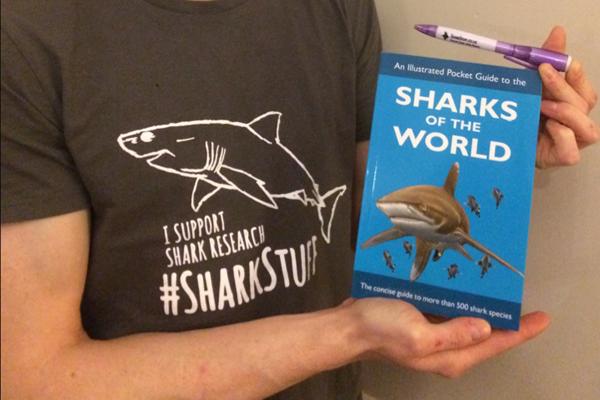 SharkStuff Giveaway!!